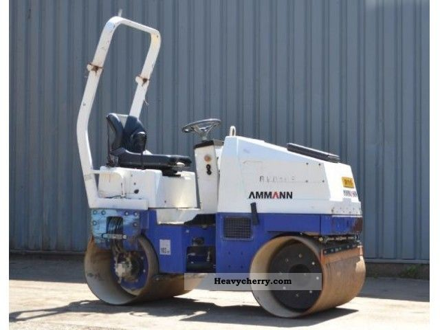 2003 Ammann  AV20E Construction machine Rollers photo