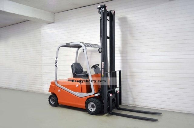 2007 BT  C4E 200, SS, 4258Bts ONLY! Forklift truck Front-mounted forklift truck photo