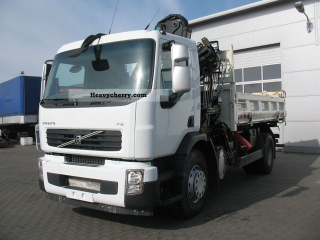 Volvo_fe_320_hds_hiab_2010r_ 2010 Truck_over_7_5t Other_trucks_over_7on Kubota Tractor Ps List