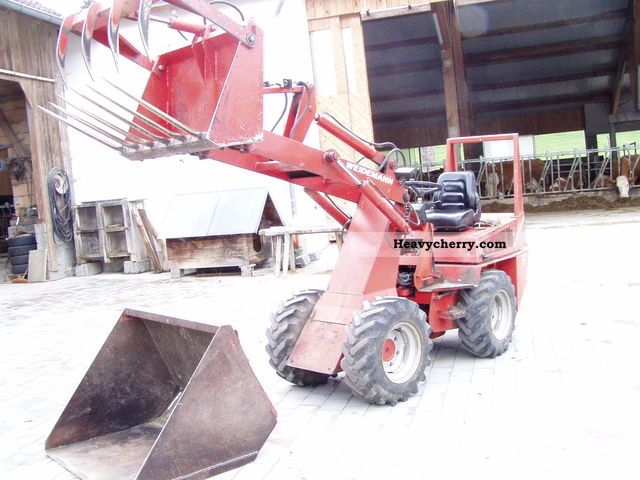 1992 Weidemann  917 D / M Agricultural vehicle Farmyard tractor photo