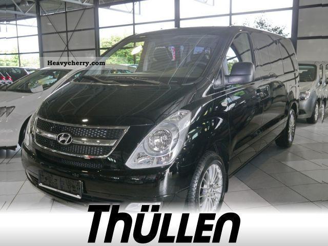 hyundai h-1 travel 2.5 crdi premium auto (climate) 2012 estate