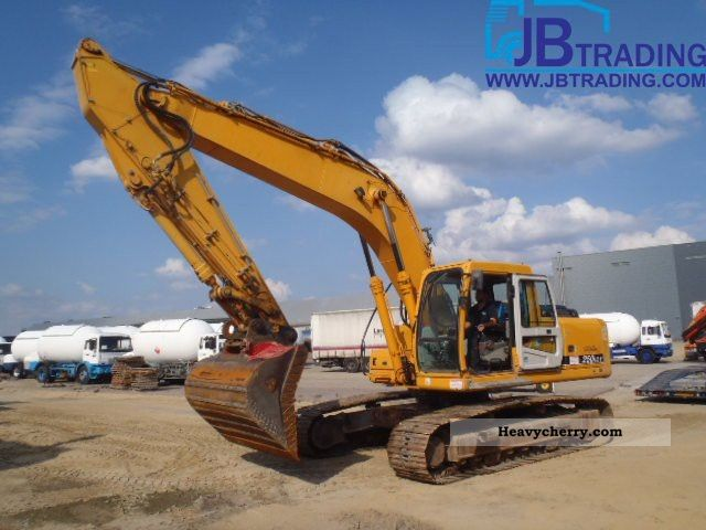 2004 Hyundai  250 LC-7 Construction machine Construction crane photo