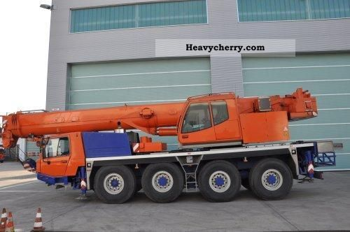 2007 Faun  ATF 65G-4 Construction machine Other construction vehicles photo