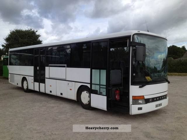 1996 Setra  315UL - 315 UL - 315 Coach Coaches photo