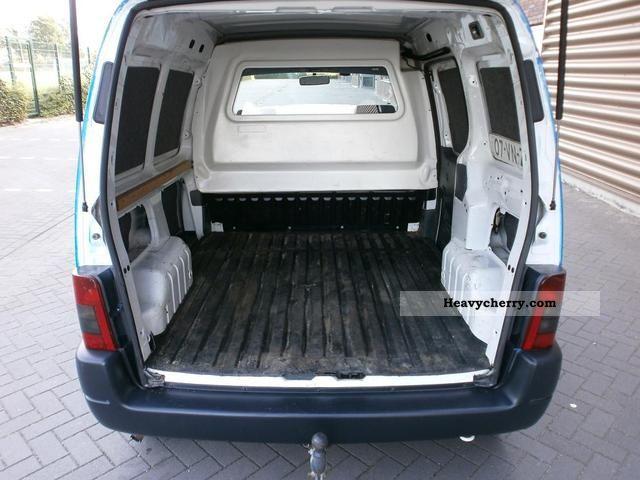 peugeot partner 1 9 schuifdeur 2000 box type delivery van. Black Bedroom Furniture Sets. Home Design Ideas