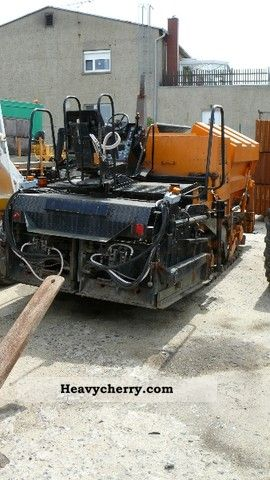 2012 ABG  Titan 111 Construction machine Road building technology photo