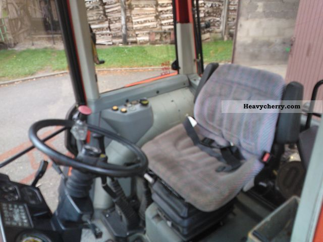 Same Explorer Ii 70 1989 Agricultural Tractor Photo And Specs