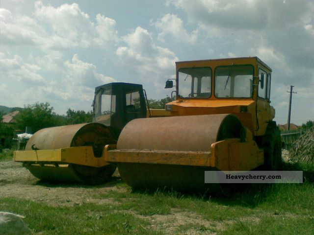 2012 ABG  654 Construction machine Rollers photo