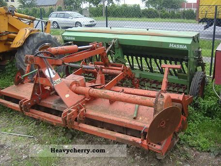 1994 Hassia  HASSIA / RAU Agricultural vehicle Other substructures photo