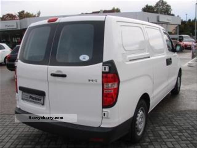 hyundai h 1 cargo 2 5 crdi 2011 other vans trucks up to 7. Black Bedroom Furniture Sets. Home Design Ideas