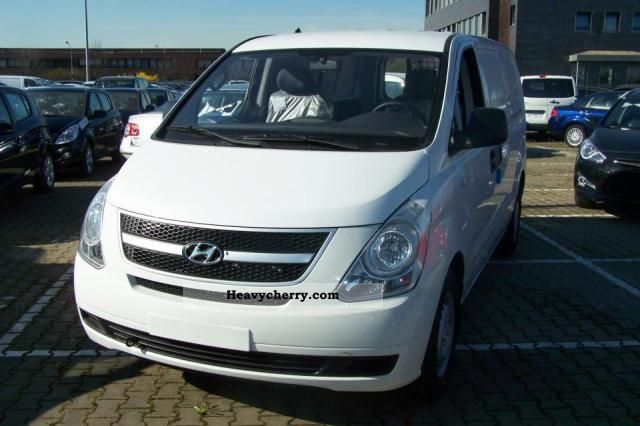 hyundai h1 cargo 2 5 136ps dpf euro5 air conditioning. Black Bedroom Furniture Sets. Home Design Ideas