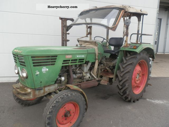 2012 Deutz-Fahr  5506 Agricultural vehicle Tractor photo