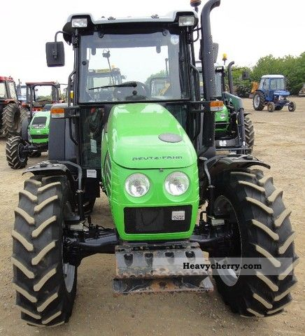 2005 Deutz-Fahr  Agro Plus 80 Agricultural vehicle Tractor photo