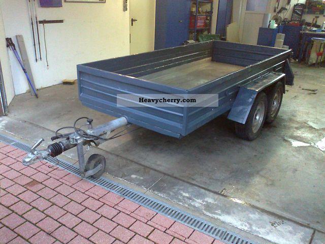 1992 Heinemann  car trailer Z 1620/2 Trailer Trailer photo