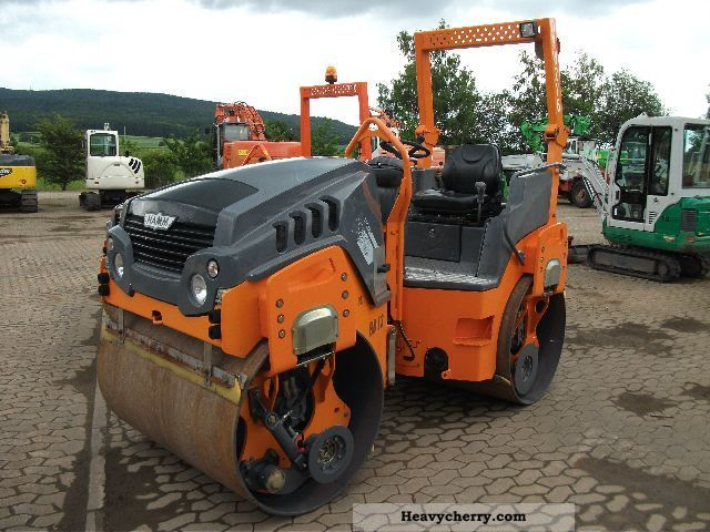 2009 Hamm  HD 13 VV including KSG Construction machine Rollers photo