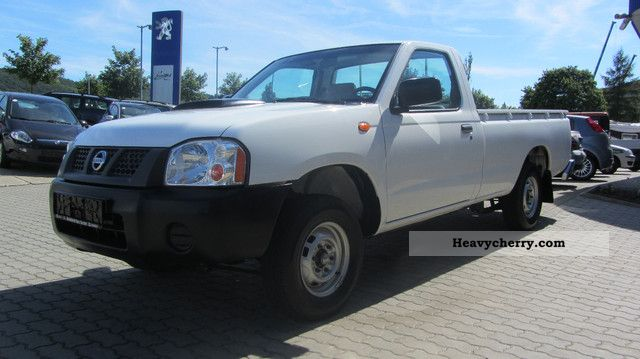 nissan np 300 pick up d22 2 5 dci 133 hp single cab. Black Bedroom Furniture Sets. Home Design Ideas