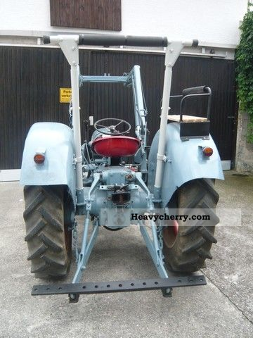 eicher em 300 king tiger 1962 agricultural tractor photo. Black Bedroom Furniture Sets. Home Design Ideas