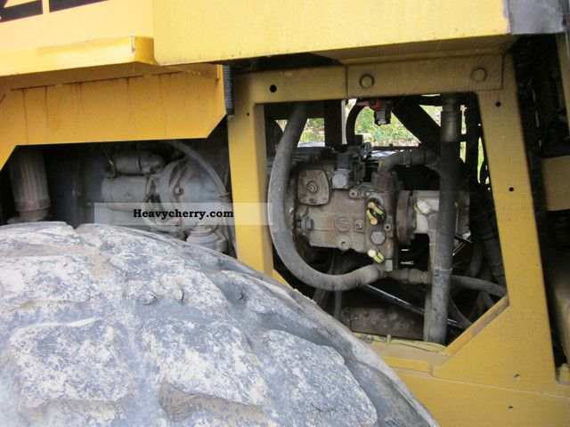 1991 Dynapac  CA 251 D Construction machine Rollers photo