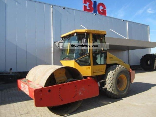 2000 Dynapac  CA252D Construction machine Rollers photo