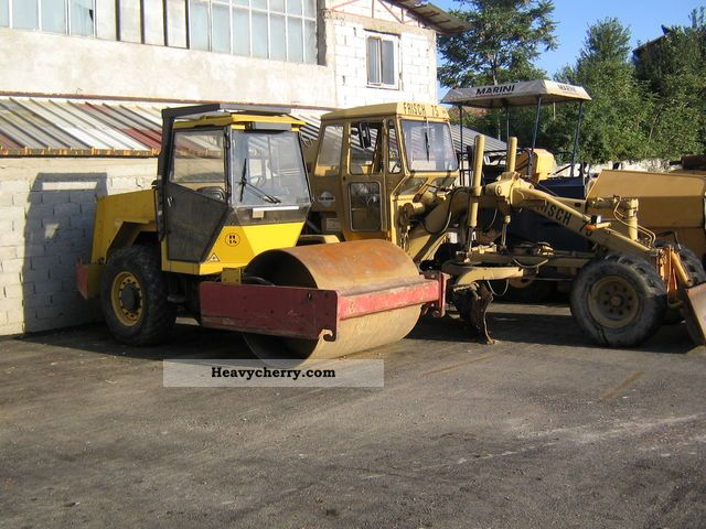 2012 Dynapac  CILINDRU COMPACTOR DYNAPAC CA 25 Construction machine Rollers photo