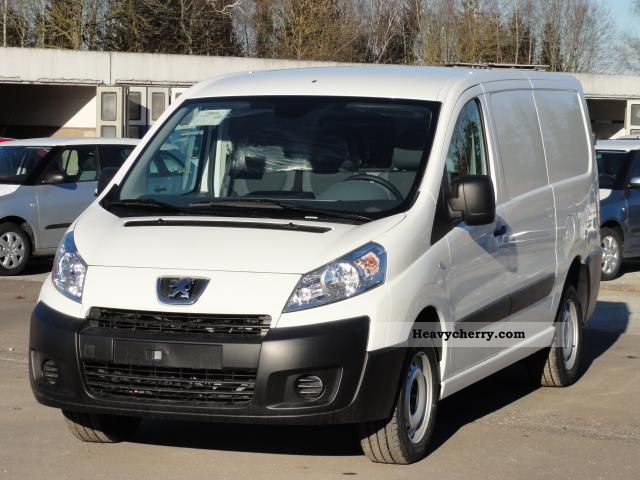 2012 Peugeot  Expert FURGON L2H1 1.6 HDi EUR5 1200kg 1.6 HD ... Van or truck up to 7.5t Box-type delivery van photo