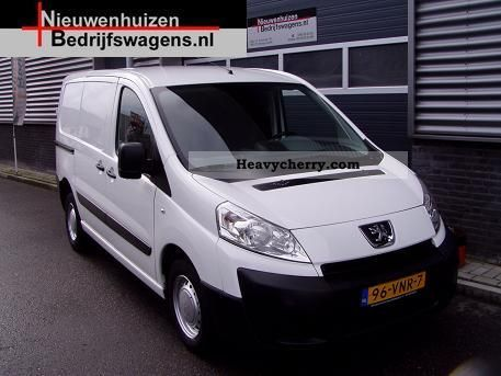 2008 Peugeot  EXPERT 227 1.6 HDI L1H1 AIRCO Van or truck up to 7.5t Other vans/trucks up to 7 photo