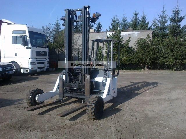 2000 Manitou  KOOI-AAP Z2 Forklift truck Rough-terrain forklift truck photo