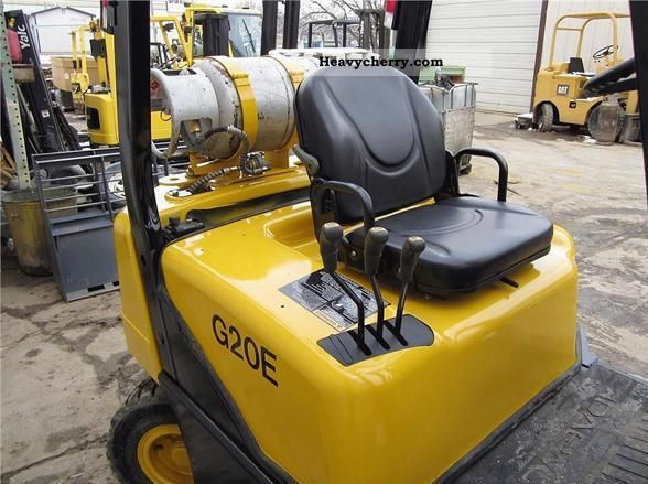 Daewoo G20E-3 Shift G424 engine 1999 Front-mounted forklift truck