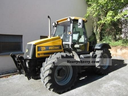 1996 JCB  1135 Agricultural vehicle Tractor photo