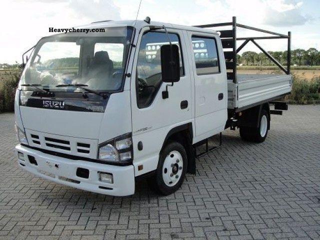 Isuzu Npr85 Xl 2007 Stake Body Truck Photo And Specs