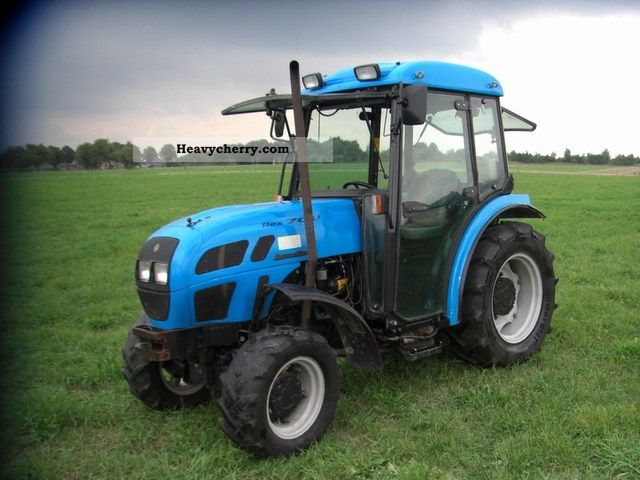 2001 Landini  REX 70 V Agricultural vehicle Tractor photo