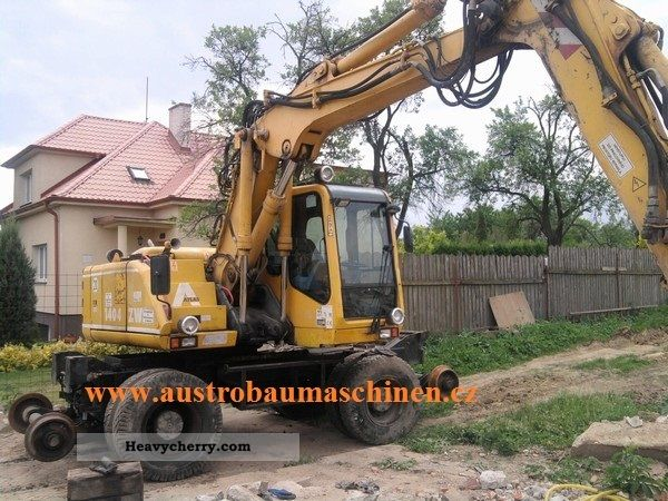 2002 Atlas  1404ZW Construction machine Other construction vehicles photo