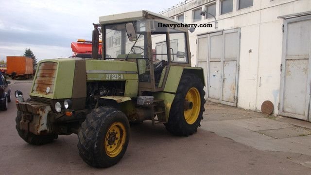 1990 Other  ZT 323 A Agricultural vehicle Tractor photo