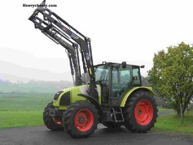 2007 Claas  Celtis 456 Agricultural vehicle Tractor photo