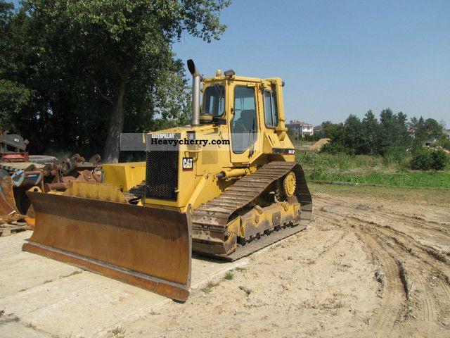 1990 CAT  D 4 H LGP-TOP! Construction machine Dozer photo