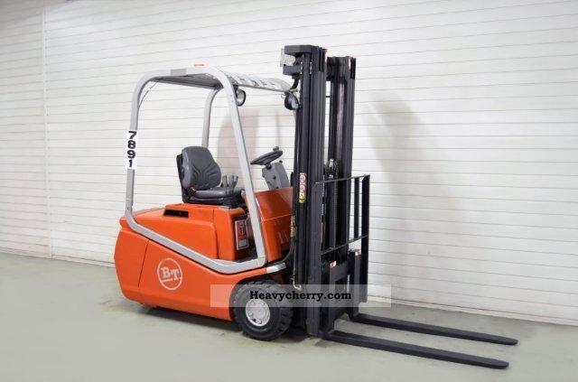 2005 BT  CBE 15T, SS, TRIPLEX, 5571Bts ONLY! Forklift truck Front-mounted forklift truck photo