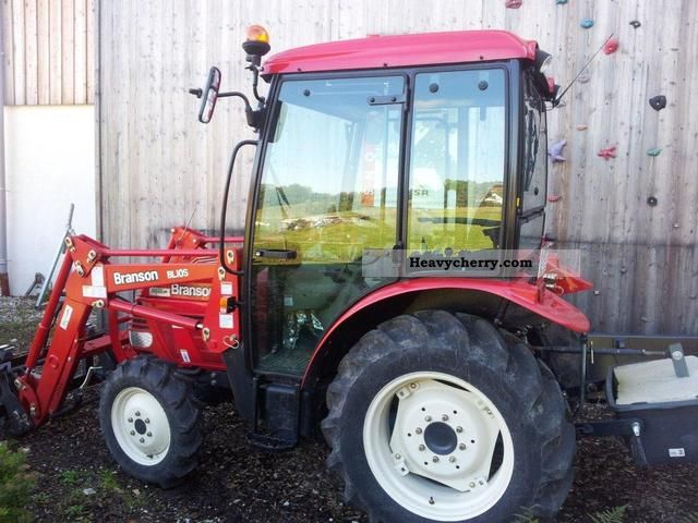2011 Branson  3510i Agricultural vehicle Tractor photo