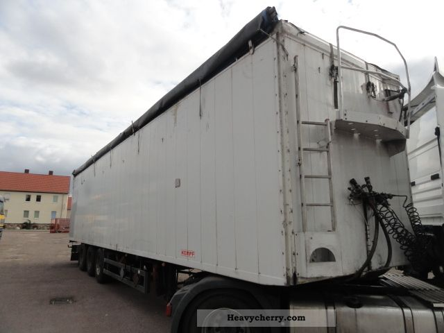 Walking Floor Semi Trailer Commercial Vehicles With