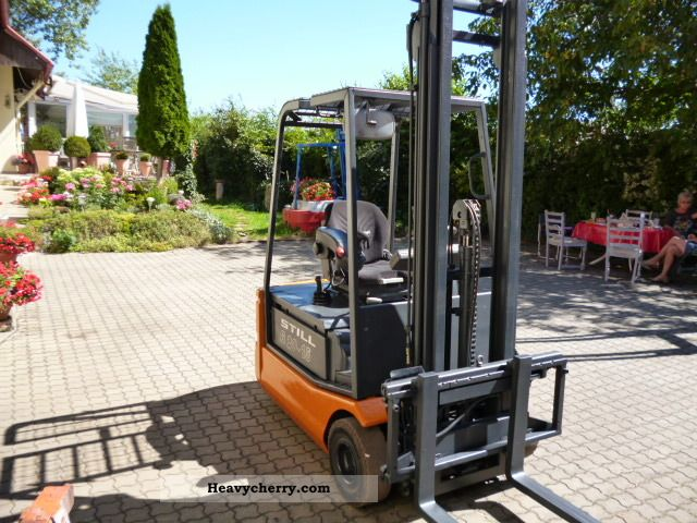 2000 Still  R20-15 Forklift truck Front-mounted forklift truck photo