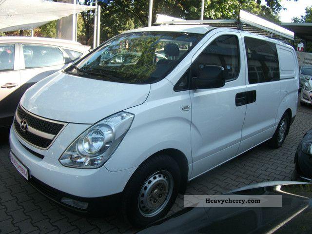 hyundai h1 6 seater cargo door 2008 box type delivery van. Black Bedroom Furniture Sets. Home Design Ideas
