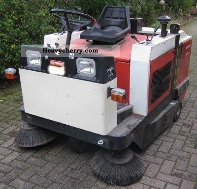 2012 Gutbrod  B 13 200 Agricultural vehicle Other substructures photo
