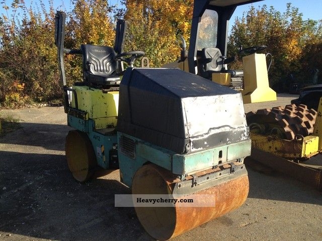 2004 Ammann  AV 12E Construction machine Rollers photo