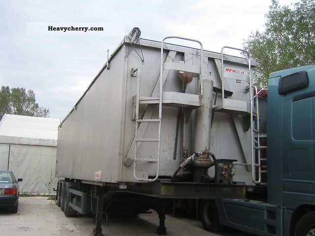 2005 Benalu  Kiper Semi-trailer Tipper photo