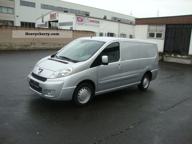 peugeot expert 2 0hdi l2h1 lang120ps 2008 box type delivery van long photo and specs. Black Bedroom Furniture Sets. Home Design Ideas