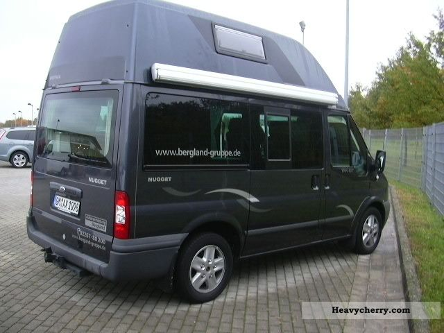 Ford Transit Nugget Ft 300 Hd K 300 K Nugget Hd 2011 Other