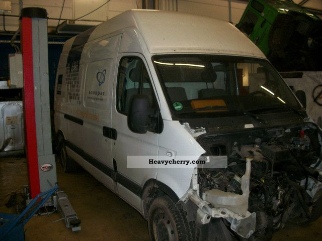 2009 Renault  Master L3H3 Van or truck up to 7.5t Box-type delivery van - high and long photo