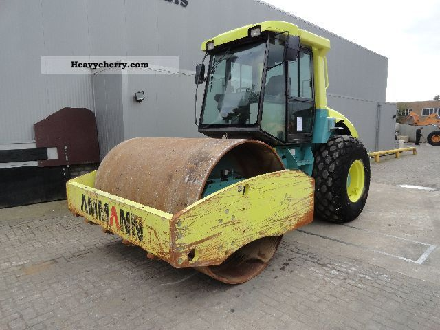 Ammann  ASC 110 D 2007 Rollers photo