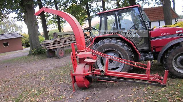 1979 Strautmann  Beet lightning Agricultural vehicle Harvesting machine photo
