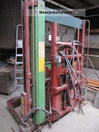 1995 Strautmann  Hydrofox Siloblockschneider Agricultural vehicle Other substructures photo