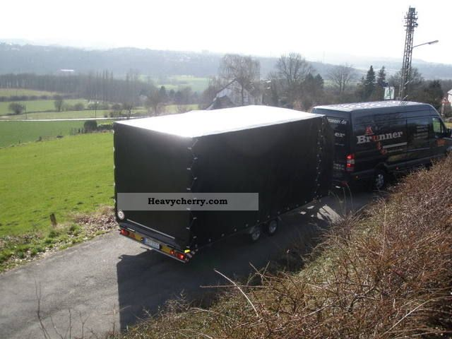 2009 Algema  XL Trans Type 27-12-49 VAT recl. Trailer Trailer photo